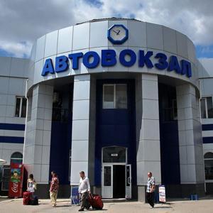 Автовокзалы Новоалександровской