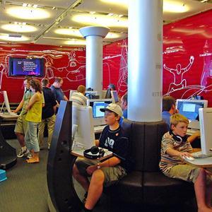 Интернет-кафе Новоалександровской
