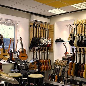 Музыкальные магазины Новоалександровской