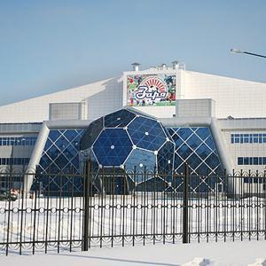 Спортивные комплексы Новоалександровской